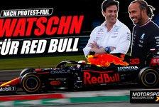 Formel 1 - Video: Nach Red Bull Protest: Von FIA & Mercedes abgewatscht!