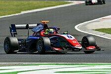 Formel 3 Zandvoort: Hauger entreißt Schumacher Pole