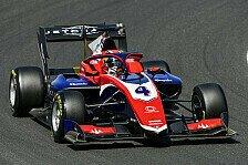 Formel 3 Sotschi-Qualifying: Doohan-Pole nach Zeiten-Chaos