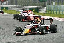 Formel 3 Ungarn: Iwasa-Sieg nach Strafe, Schumacher mit Punkten