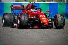 Formel 1, Ferrari-Unfälle belasten Budget: 2,5 Mio Euro Schaden