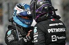 Formel 1, Ungarn: Fans buhen Hamilton aus, Bottas stinksauer