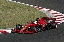 Formel 1: Wie Ferrari seine Reifenprobleme in den Griff bekam