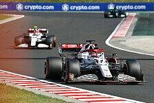 Formel 1 - Video: Halbzeitfazit Alfa: So schlagen sich Räikkönen und Giovinazzi