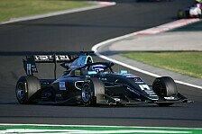 Formel 3 Ungarn, R2: Nannini siegt, Schumacher erkämpft P6