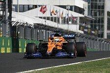 Formel 1 - Ricciardo nach Q2-Aus gefrustet: Traurige Realität