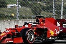 Formel 1 - Video: Formel 1 Ungarn: Ferraris Wochenend-Rückblick im Video