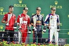 Formel 3 2021: Ungarn GP - Rennen 10-12