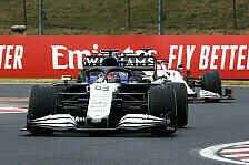 Formel 1, Russell verdrückt Tränen: Es ist mehr als die Punkte