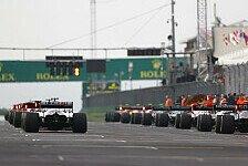 Formel 1 präsentiert neuen Rennkalender für Saisonfinale 2021