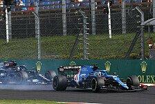 Formel 1: Alonso schützt Ocon & Vettel, Hamilton-Sieg vereitelt