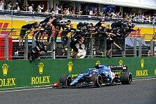Formel 1 2021: Ungarn GP - Rennen