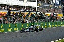 Formel 1 Podcast, Ungarn 2021: Crash-Chaos & Vettel-Strafe