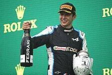 Formel 1, Ocon besiegt Sebastian Vettel: Einfacher als gedacht