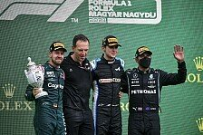 Formel 1 2021: Ungarn GP - Atmosphäre & Podium