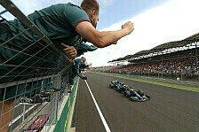 Formel 1, Vettel verzockt Ungarn-Sieg: Patzer beim Boxenstopp