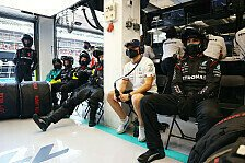 Formel 1 - Video: Formel 1, Mercedes: Das macht ein Trackside Electronics Leader