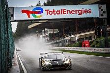 24h-Rennen Spa: Ferrari-Trio gewinnt Jubiläumsrennen