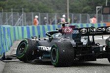 Formel 1 Ungarn, Startunfall mit Folgen: Bottas-Strafe für Spa