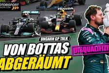 Formel 1 - Video: Formel 1 Chaos in Ungarn: Disqualifiziert: Vettel verliert P2!