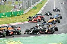 Formel 1, Honda-Motoren kaputt: Verstappen & Perez vor Strafen