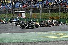 Formel 1 2021 live: Stream, TV-Programm, Ungarn-Zeitplan
