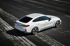 Erste Elektrolimousine: BMW präsentiert den i4