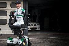 DTM Zolder: Joystick Racer tritt für Vielfalt in der DTM ein