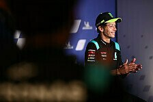Valentino Rossi: MotoGP-Rücktritt hat nicht viel verändert