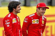 Ferrari feiert Leclerc & Sainz: Bestes Formel-1-Fahrerduo