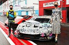 DTM Zolder: T3-Lamborghini im Prinzessinnen-Design