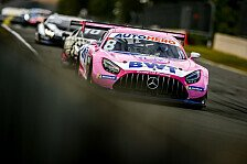 DTM-Wundertüte Norisring: Mercedes-AMG testet auf Flugplatz