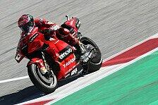MotoGP Spielberg: Bagnaia holt FP3-Bestzeit, Pedrosa beste KTM