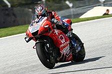 MotoGP: Jorge Martin holt in Spielberg seinen 1. Sieg