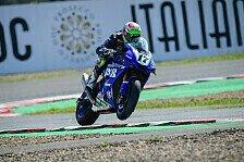 Superbike-WM: Marvin Fritz beim Debüt mit Trainingsrang vier