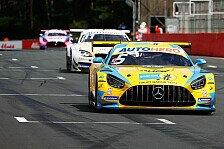 DTM Nürburgring, 1. Training: Porsche bei Debüt in Top-4