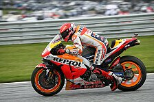 MotoGP Spielberg I: Marc Marquez mit Bestzeit in nassem Warm-Up