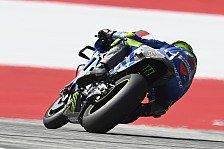 Suzuki bringt als letzter MotoGP-Hersteller Holeshot-Device