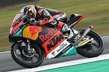 Moto3 Spielberg: Pedro Acosta gewinnt hartes Duell mit Garcia