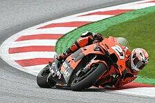 MotoGP Spielberg II: Wetterchaos in FP2, Lecuona überragend