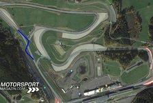 MotoGP-Umbau in Spielberg: So sieht die neue Schikane aus