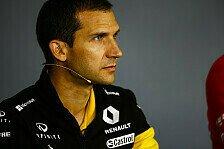 Formel 1, Offiziell: Motorenchef Remi Taffin verlässt Renault