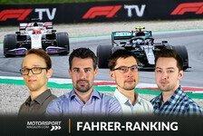 Formel 1 Fahrerranking: Die größten Loser & besten Sieger
