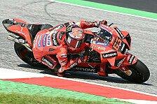 MotoGP Spielberg: Bagnaia holt FP3-Bestzeit, Martin mit Crash
