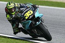 MotoGP Silverstone: Crutchlow statt Vinales, Dixon feiert Debüt
