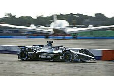 Formel E: Mercedes vor Ausstieg nach Saison 2022