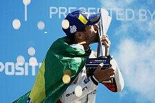 Formel E - Video: Formel E: Di Grassi meldet sich mit Sieg im WM-Kampf zurück