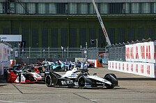 Formel E - Video: Formel E 2021 Berlin: Livestream zum 4. Freien Training heute