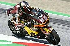 Moto2 Spielberg: Lowes stoppt KTMs Pole-Serie, Lüthi überrascht