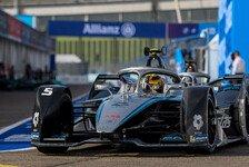 Formel E Berlin: Vandoorne sichert sich Pole fürs Finale